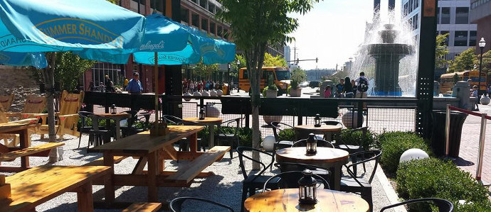 Where to Drink Outside in Baltimore During Summer 2019