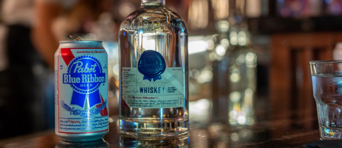 Pabst Blue Ribbon Launches Blue Ribbon Whiskey in Select US Markets